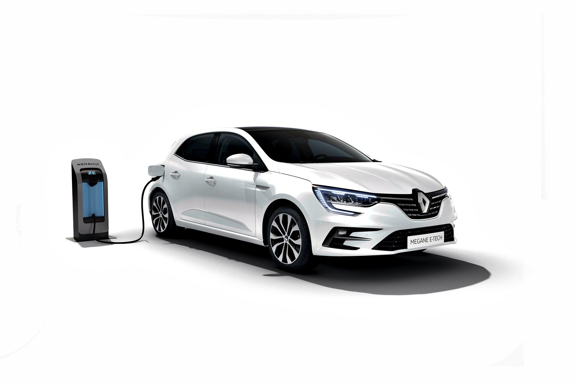 Renault Megane Iv Berline E Tech Plug In (bfb Phev)