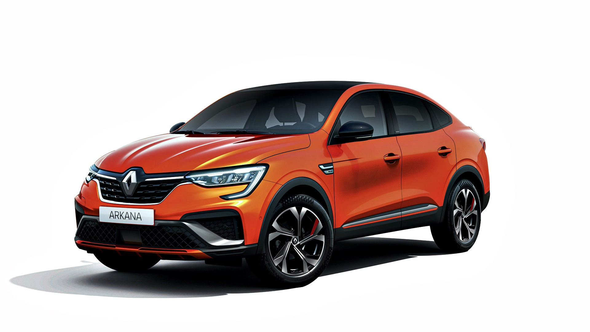 Renault Arkana E Tech (ljl Europe Hev)