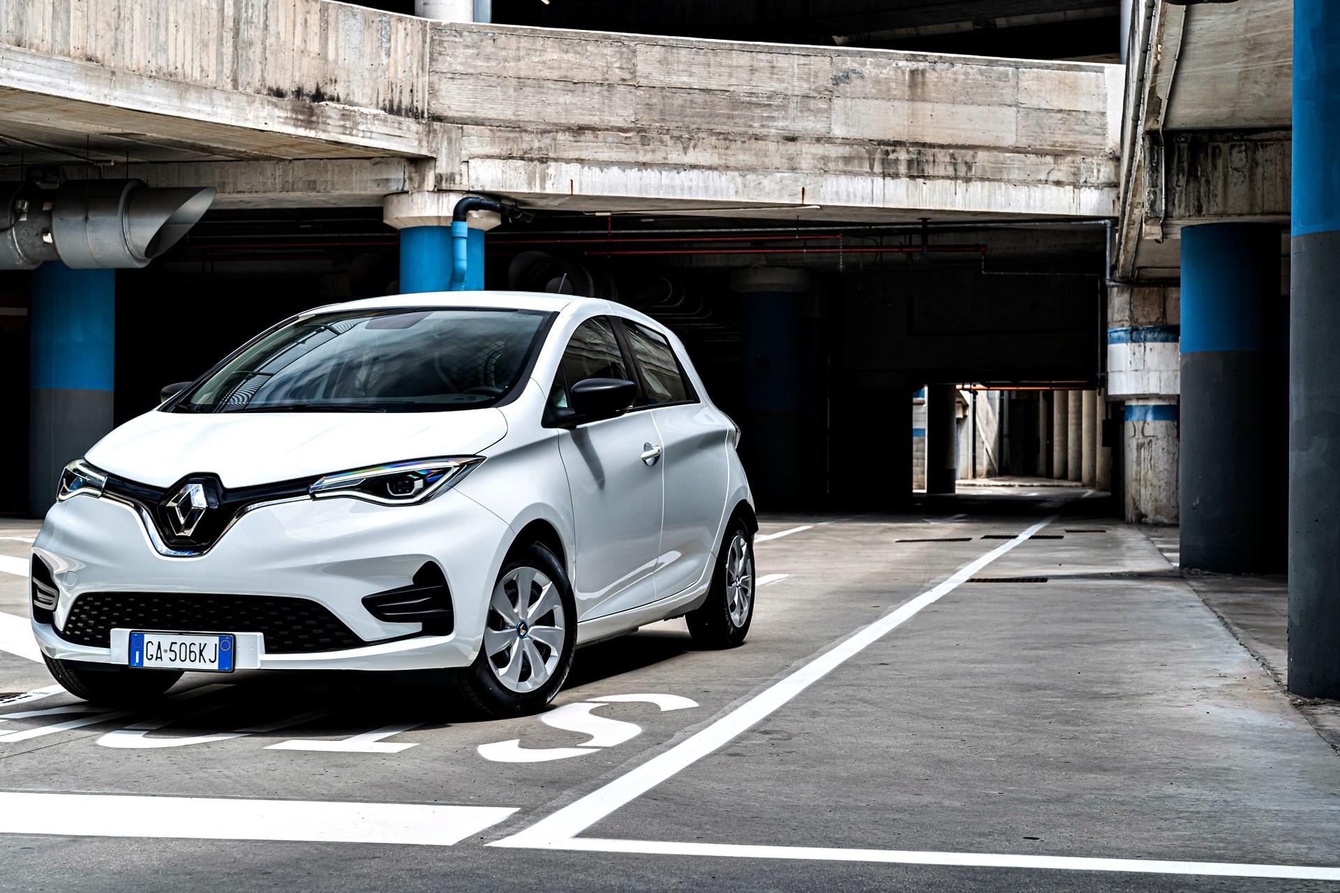 Renault Zoe Van 59