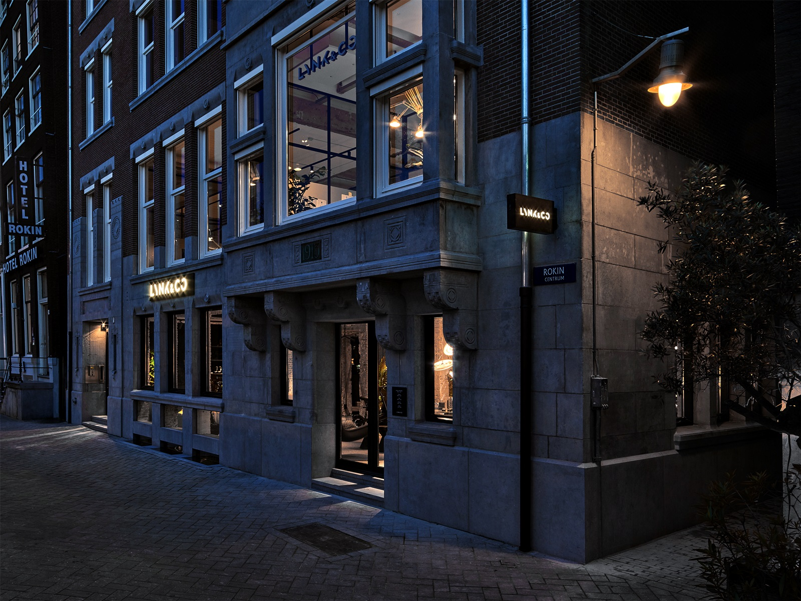 Lynk Co Amsterdam