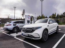 Mercedes Benz Eqc Ionity Charging
