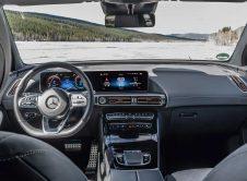 Mercedes Benz Eqc Interior