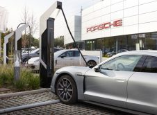 Porsche Taycan Charge Center