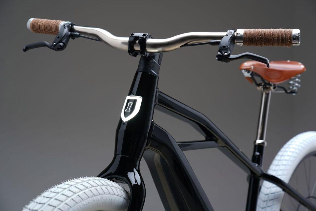 Serial1 Electric Bike Close