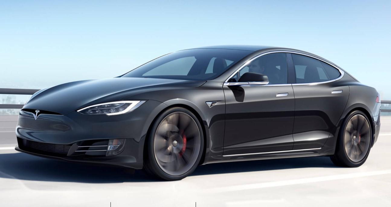 Tesla Model S Black