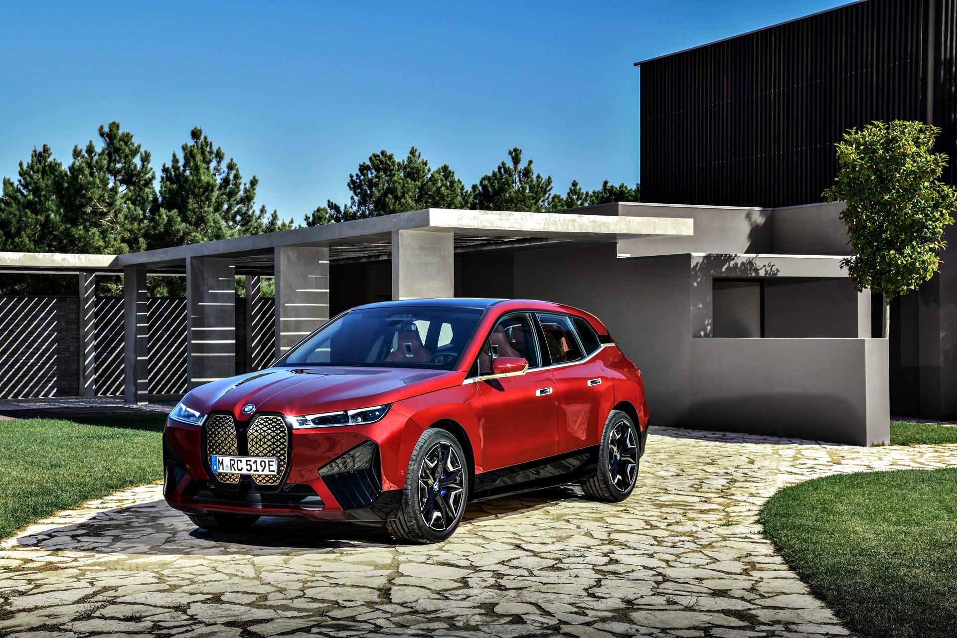 BMW iX Sport 75