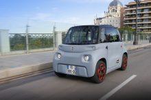 Al volante del Citroën AMI: el coche eléctrico más barato del mercado