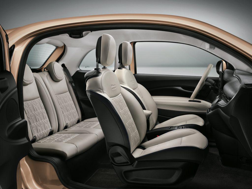 Fiat 500e Drivingeco8