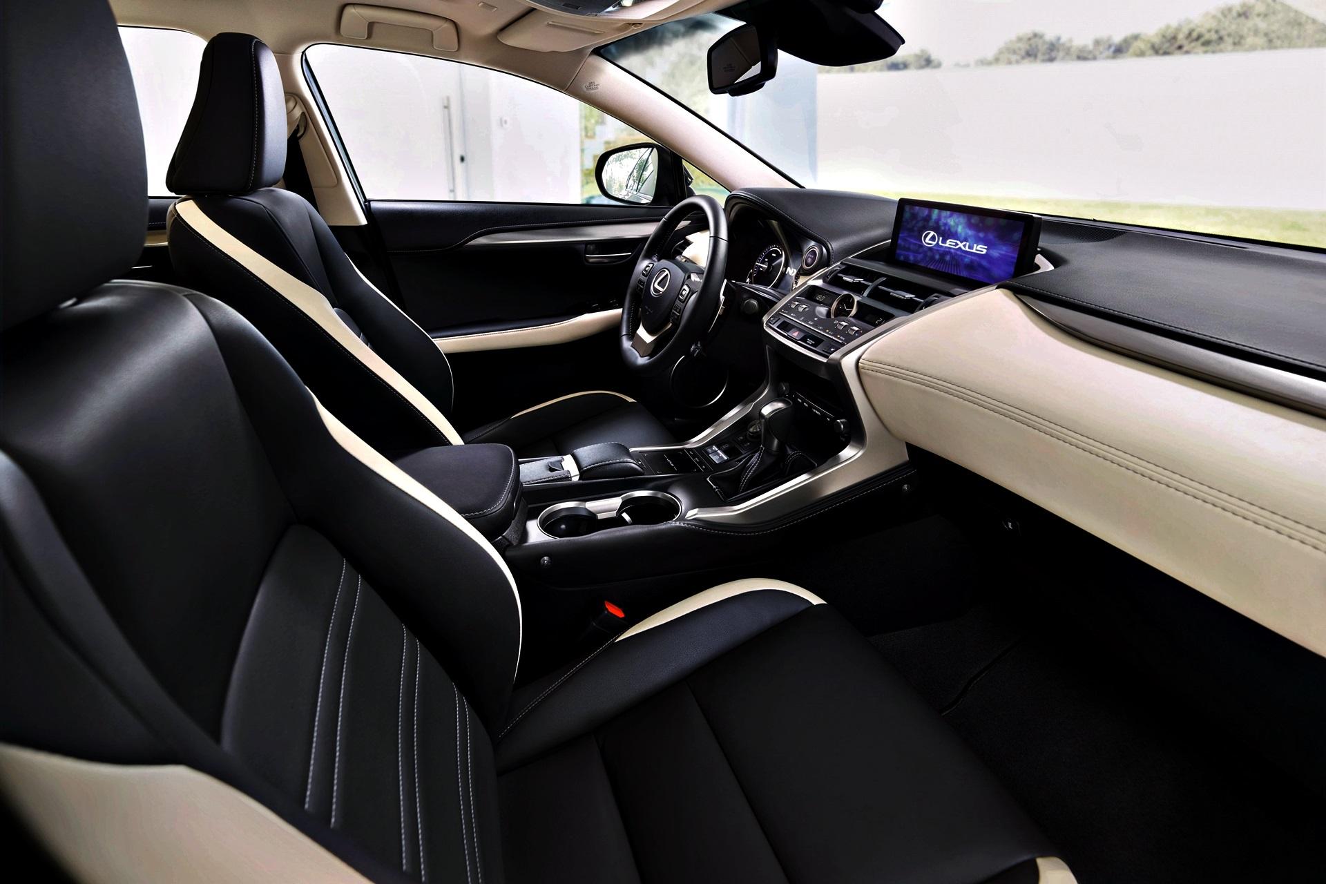 Gama Lexus Nx 300h (1)