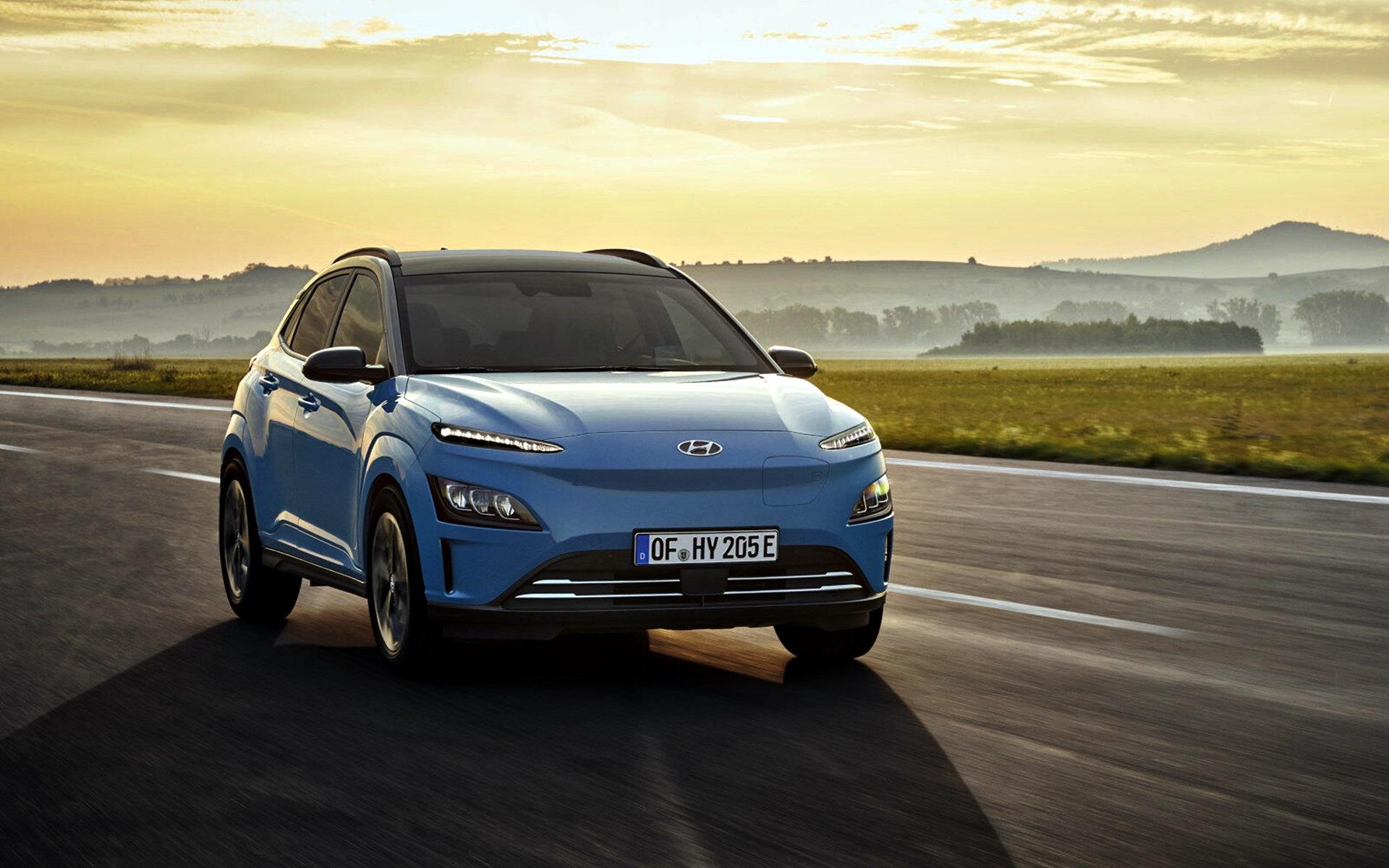 Hyundai Kona Electric 2021 (1)