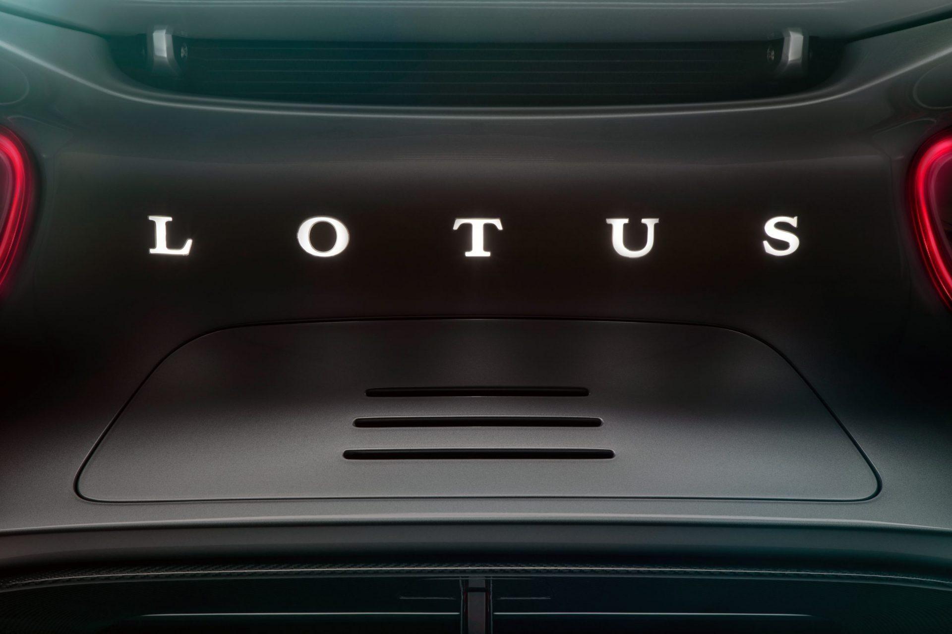 Lotus Evija eléctricos