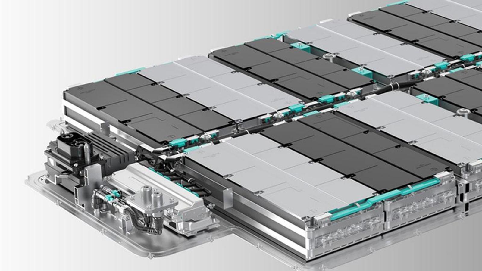 Nio Baterias 100 Kwh