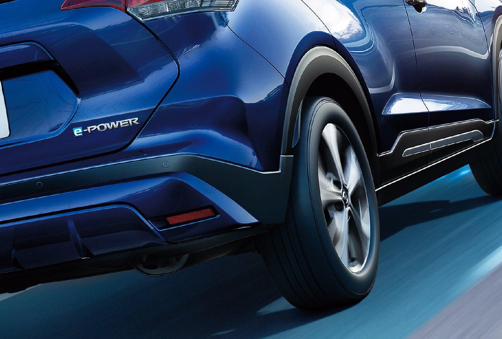 Nissan Kicks E Power 23