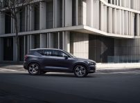 Xc40 Inscription, In Denim Blue Metallic
