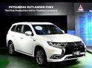 El nuevo Mitsubishi Outlander PHEV 2021, que pierde la nacionalidad japonesa, parece alejarse de Europa