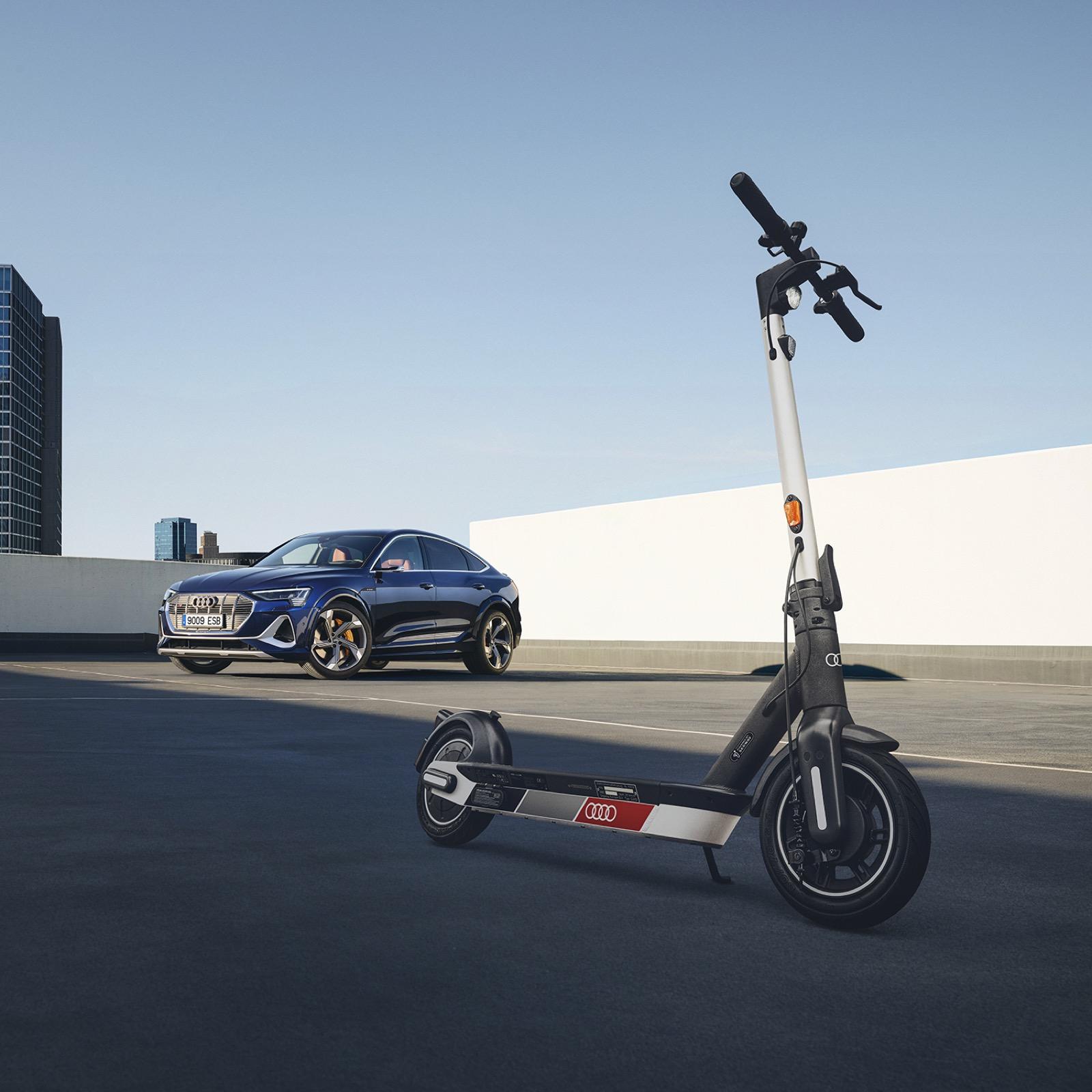 Audi Kickscooter 3