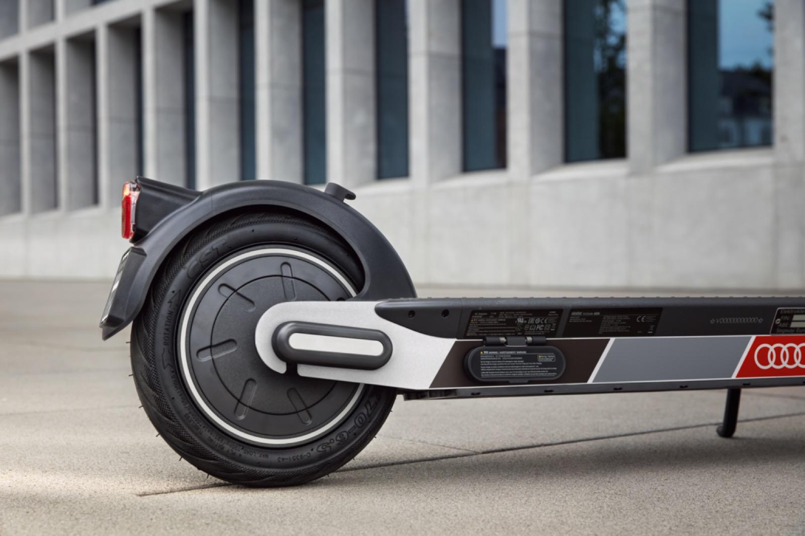 Audi Kickscooter 4