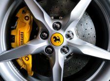 Ferrari Rim Close