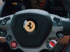 Ferrari Steeringwheel Close