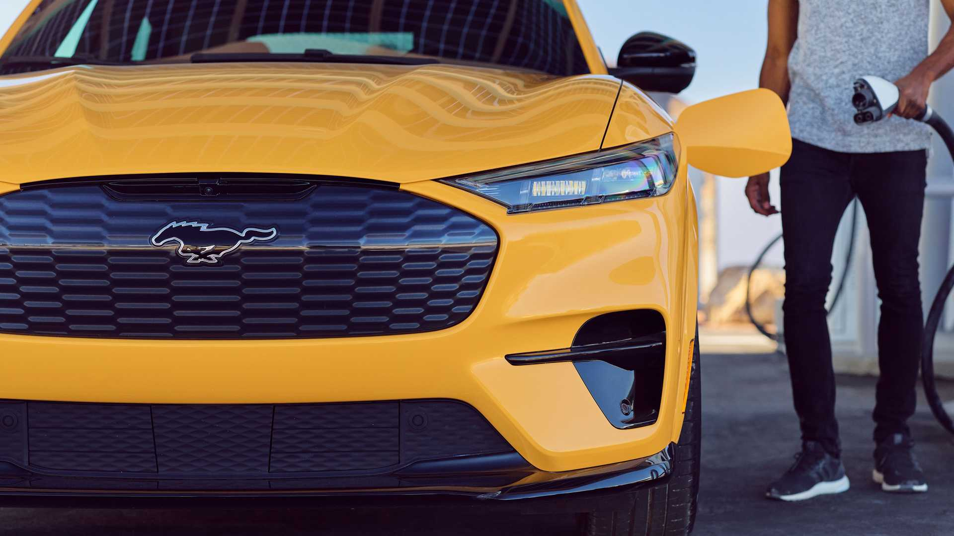 Ford Mustang Mach E Gt Performance Charging