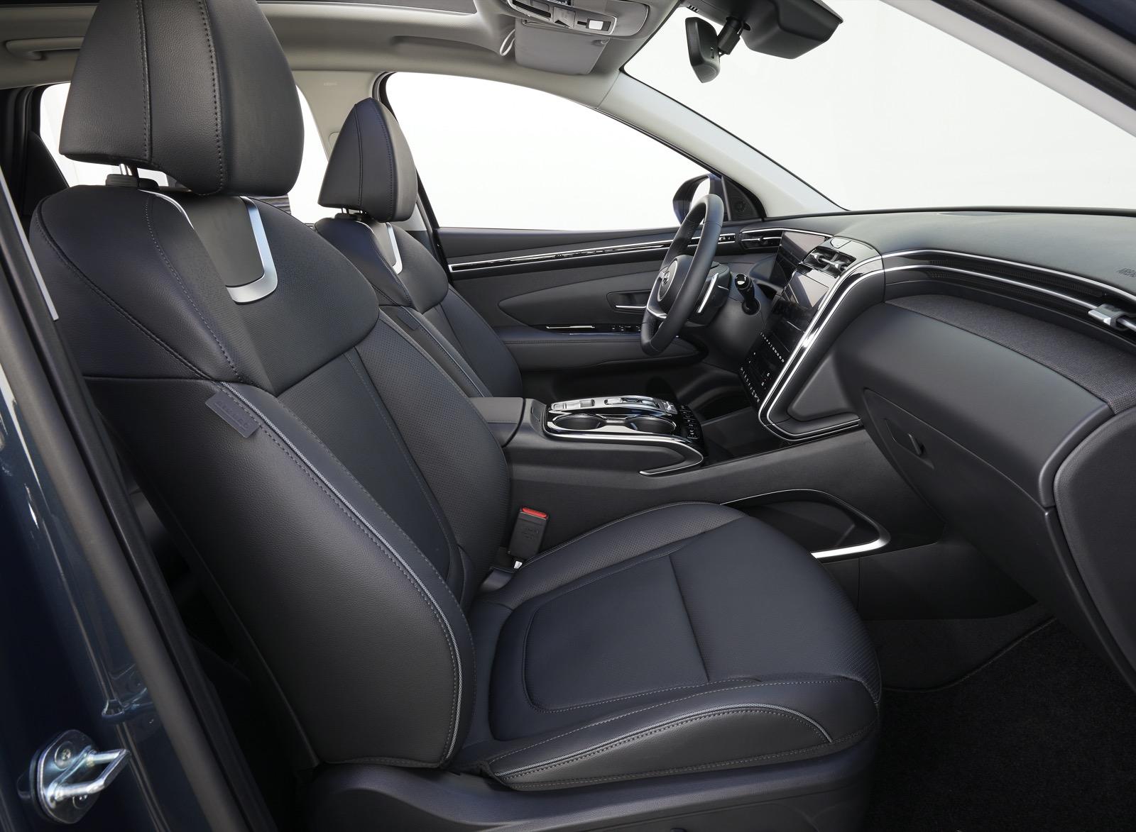 Hyundai Tucson 2021 27