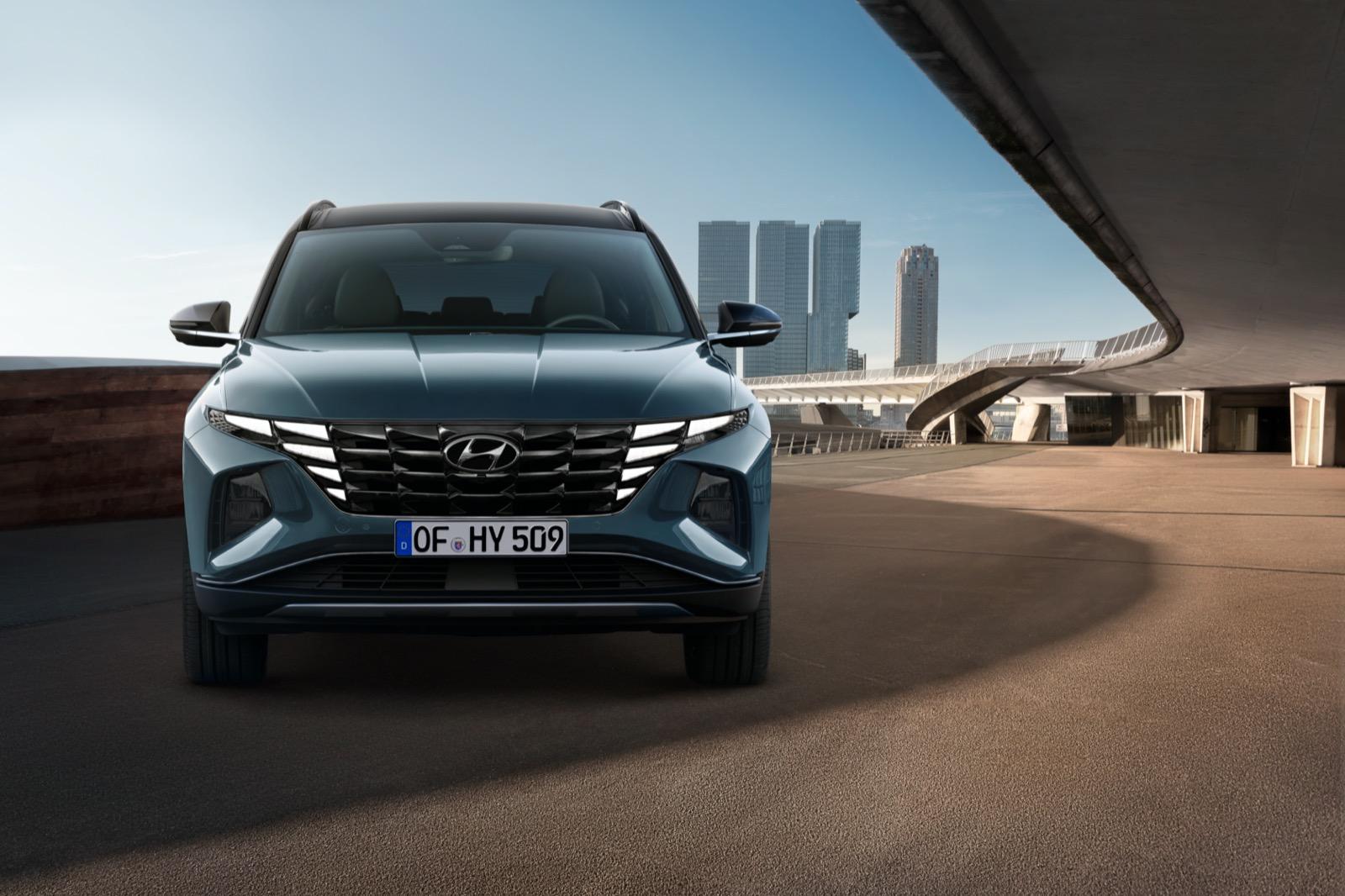 Hyundai Tucson 2021 3