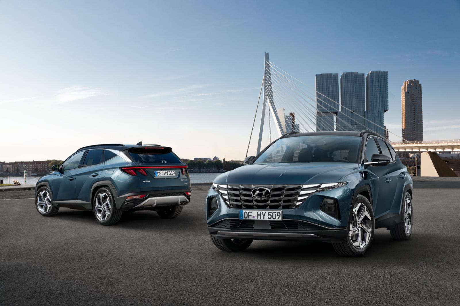 Hyundai Tucson 2021 4
