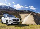 Mitsubishi Eclipse Cross PHEV: el SUV compacto híbrido enchufable llega en primavera