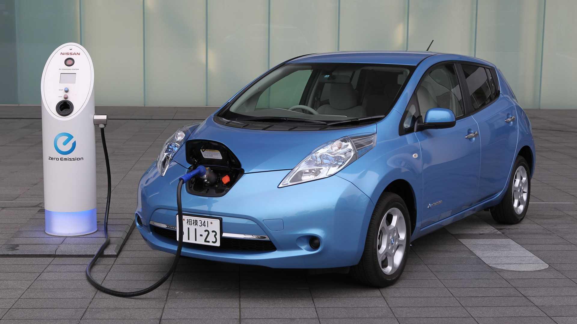 Nissan Leaf décimo aniversario
