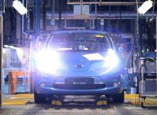 Nissan Leaf 2010 First Gen Production Line
