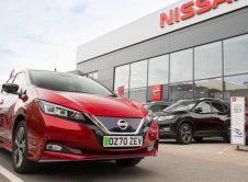 Nissan Leaf Green Plate Uk Dealer