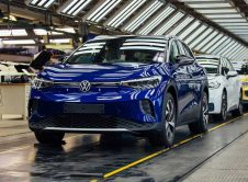 Volkswagen Id 4 Production