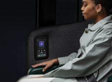 Zoox Amazon Robotaxi Screen