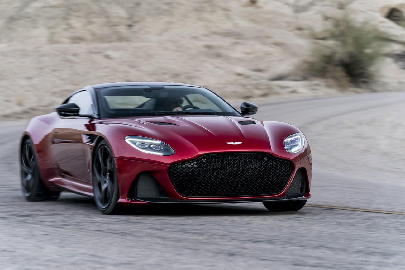 Aston Martin Dbs Superleggera 0
