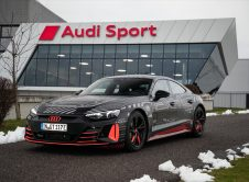 Audi E Tron Gt Enters Series Production: Carbon Neutral Producti