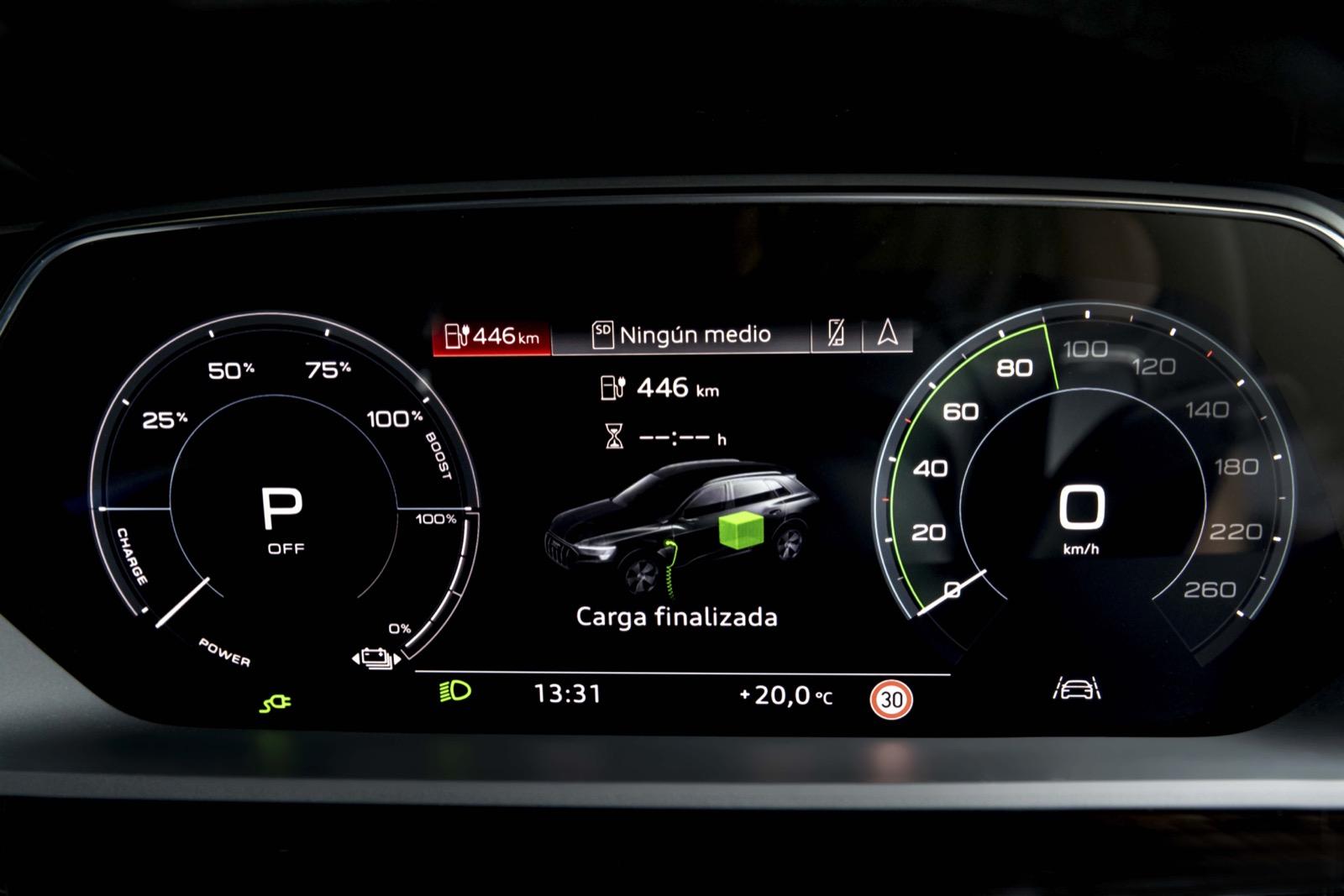 Audi E Tron Sportback 36