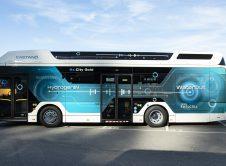 Autobús Toyota Fcev (2)
