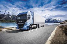 Los fabricantes europeos de camiones renuncian al gasóleo