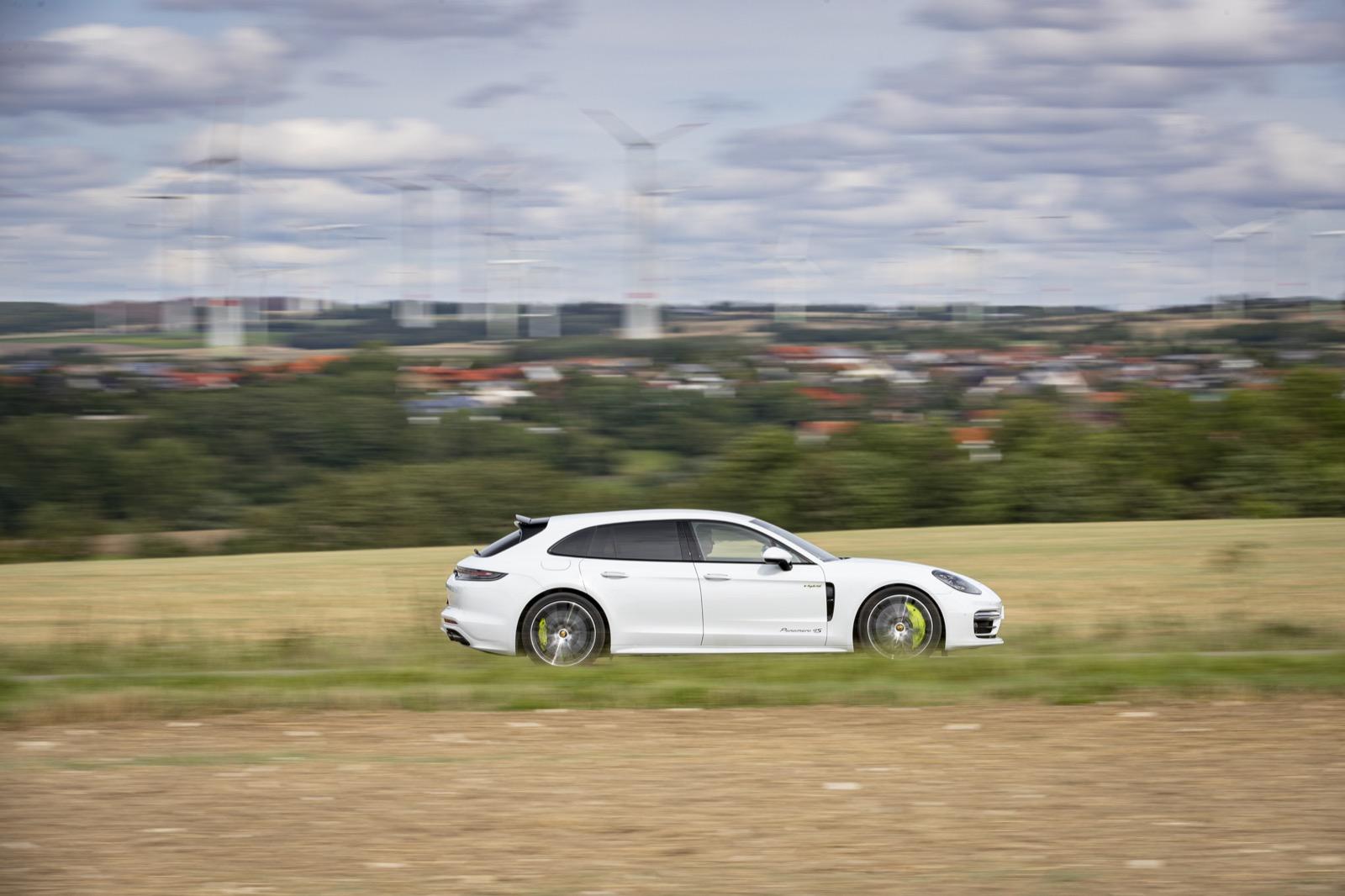 Porsche Panamera 4s E Hybrid 50