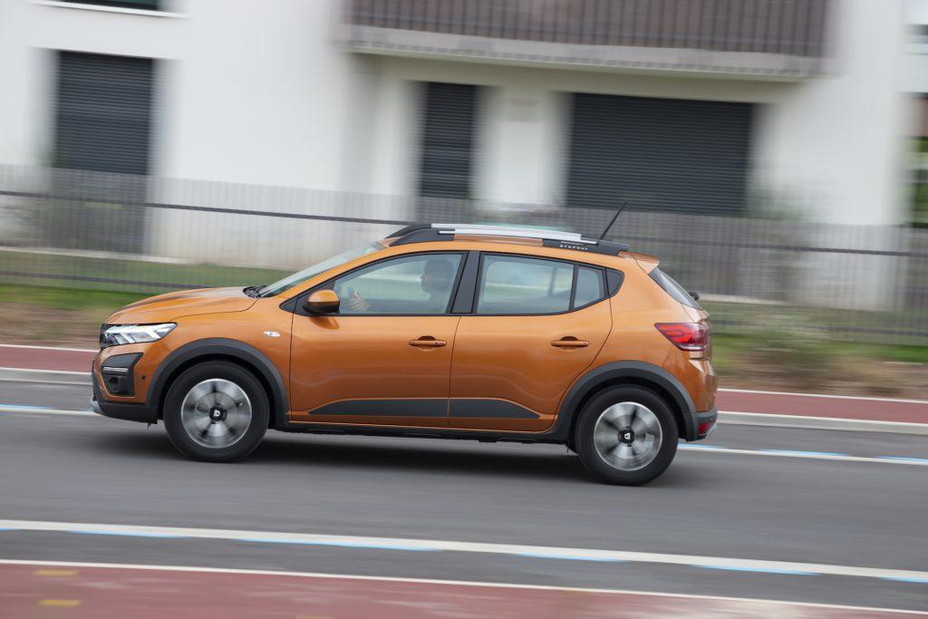 Prueba Dacia Sandero Drivingeco 10