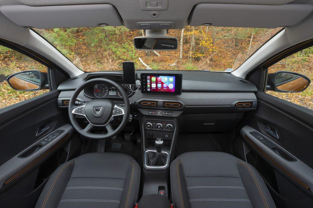 Prueba Dacia Sandero Drivingeco 15