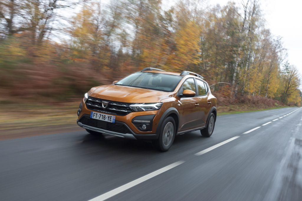 Prueba Dacia Sandero Drivingeco 7