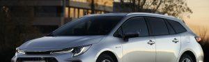 Suzuki Swace, un híbrido muy familiar