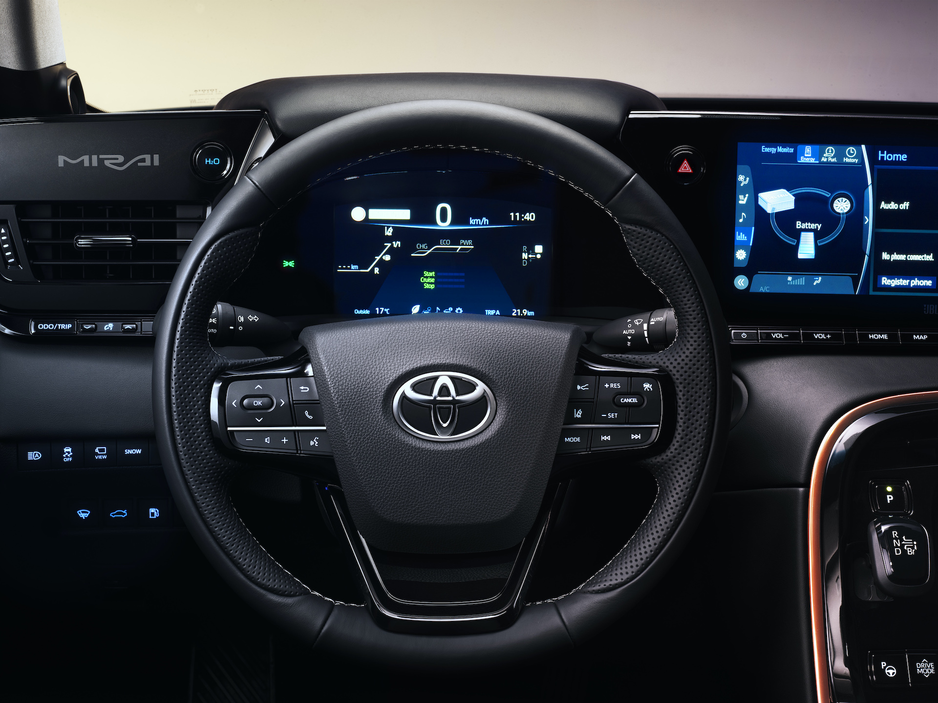 Toyota Mirai Drivingeco 34