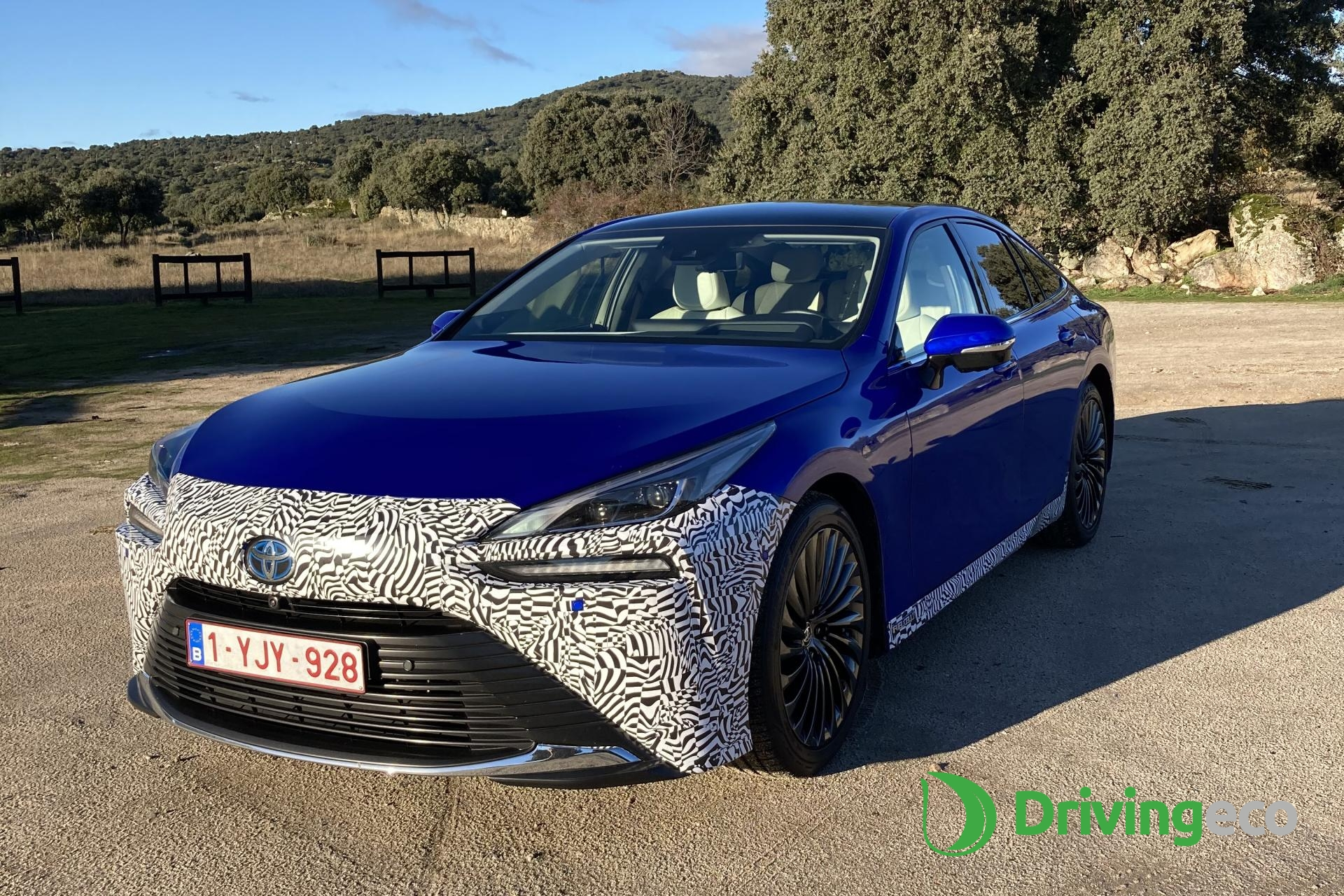 Toyota Mirai Prueba Drivingeco 1