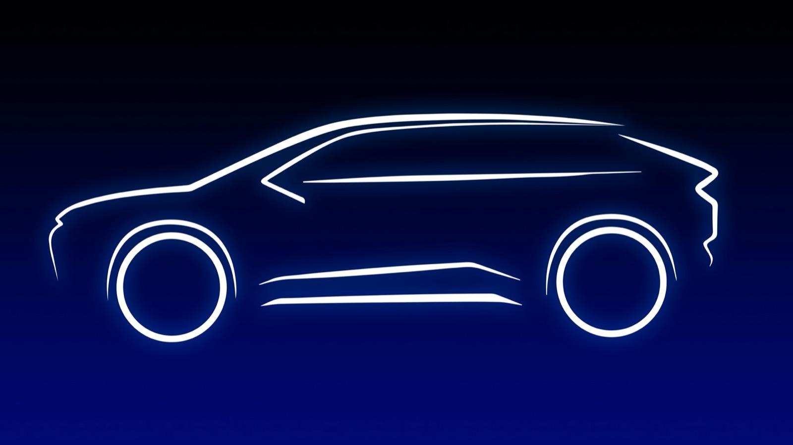 Toyota Suv Electrico 1