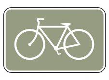 Via Reservada Para Peatones Y Ciclos