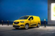 El nuevo Opel Combo-e Cargo se suma al porfolio de vehículos comerciales ligeros eléctricos del grupo PSA