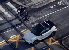 Volvo Cars And Bicyclists