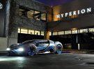 Un prototipo del Hyperion XP1 hace de Las Vegas su escenario particular